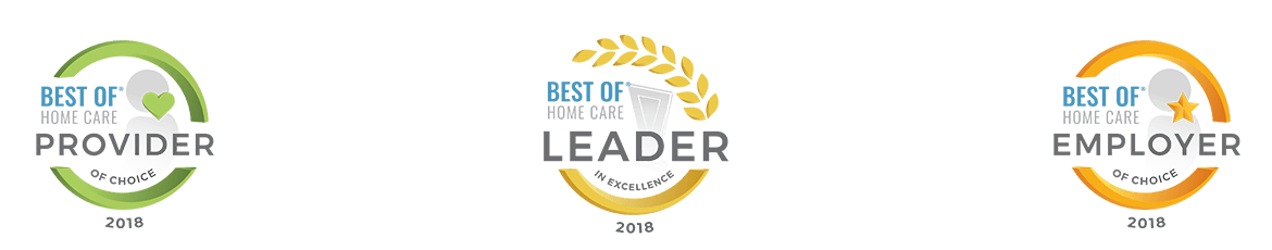 Home Care Assistance of Folsom, California, Awards