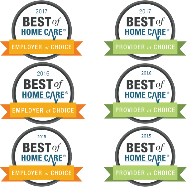 Awards For Seniors Care