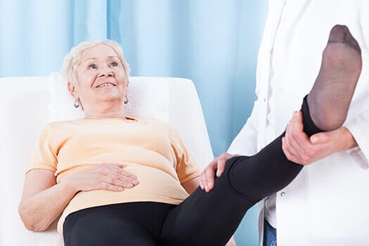 Leg-Strengthening Exercises for the Elderly in Folsom, CA