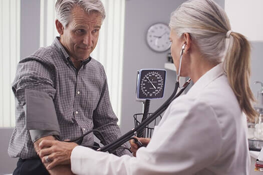 Controlling Blood Pressure in the Golden Years in Folsom, CA