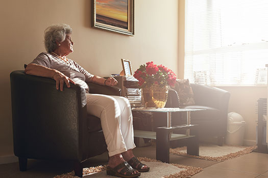 Top 6 Dangers for Seniors Living at Home in Folsom, CA