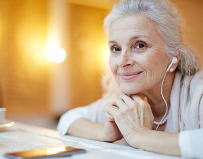 How Can Music Boost a Senior's Wellbeing? in Folsom, CA
