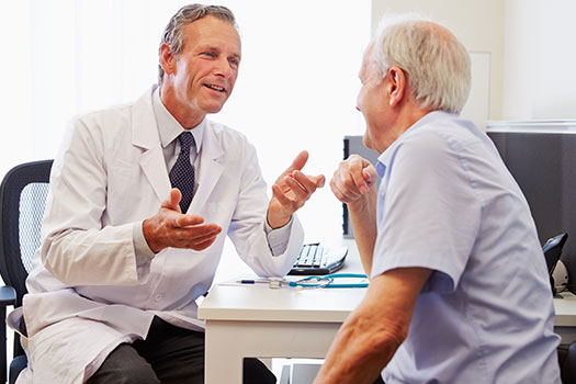 Questions Senior Men Should Ask Their Doctors in Folsom, CA