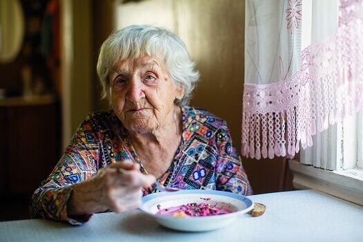 Why Seniors with Dementia Stop Eating & Drinking in Folsom, CA