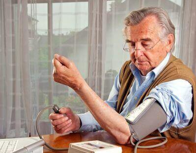 Causes of Hypertension in Elderly Men in Folsom, CA